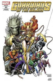 Guardians of the Galaxy (2016) 3: Wiedervereint
