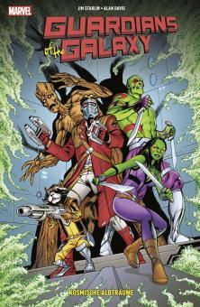 Guardians of the Galaxy: Kosmische Albträume Softcover