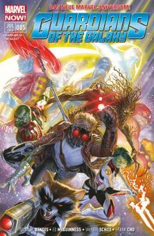 Guardians of the Galaxy 5: Tödliche Geheimnisse