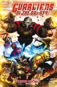 Guardians of the Galaxy - Krieger des Alls