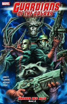 Guardians of the Galaxy - Krieger des Alls Band 4 (Softcover)