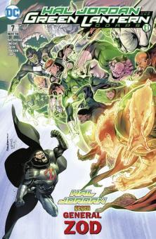 Hal Jordan und das Green Lantern Corps 7: Zods Wille