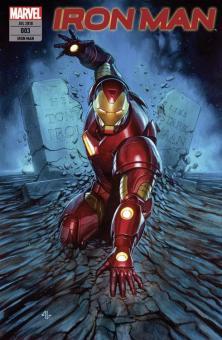 Iron Man Sonderband (2017) 3: Die Suche nach Tony Stark
