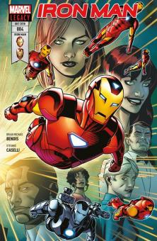Iron Man Sonderband (2017) 4: Das Ende einer Odyssee
