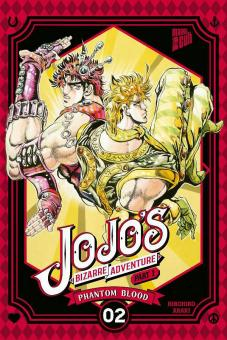 Jojo's Bizarre Adventure Part 1: Phantom Blood 2
