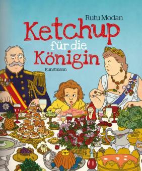 Ketchup für die Königin