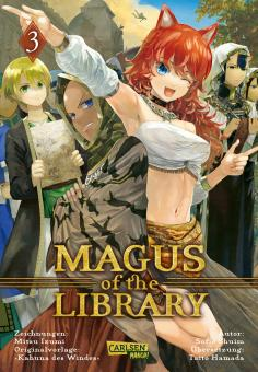 Magus of the Library Band 3