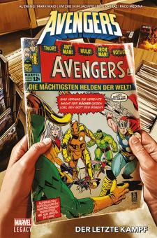 Avengers: Der letzte Kampf (Marvel Legacy) Hardcover