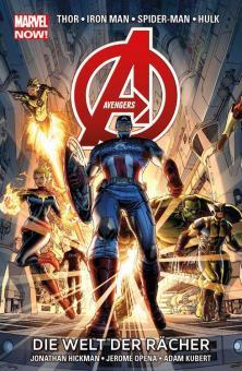 Avengers Paperback (Marvel now!) 1: Die Welt der Rächer (Softcover)