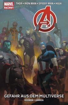 Avengers Paperback (Marvel now!) 4: Gefahr aus dem Multiverse (Softcover)