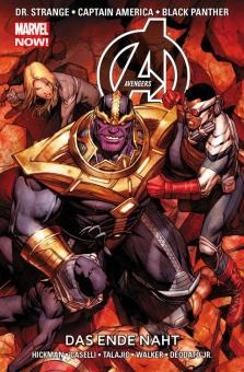 Avengers Paperback (Marvel now!) 8: Das Ende naht (Softcover)