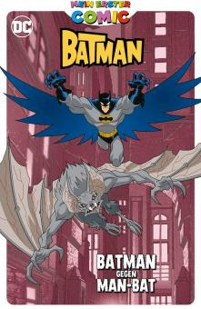 Batman: Batman gegen Man-Bat