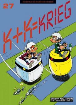 Abenteuer der Minimenschen 27: K+K=Krieg