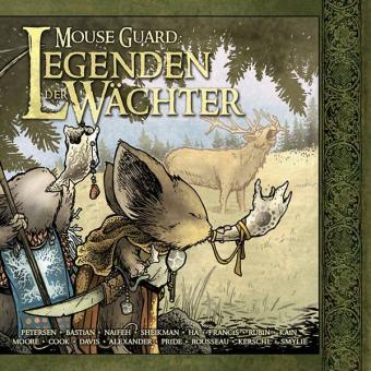 Mouse Guard Legenden der Wächter 1