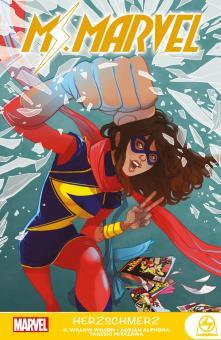 Ms. Marvel: Herzschmerz