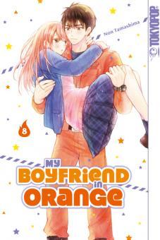 My Boyfriend in Orange Band 8