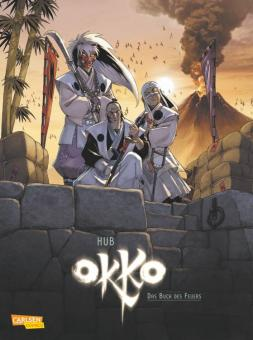 Okko 4: Das Buch des Feuers