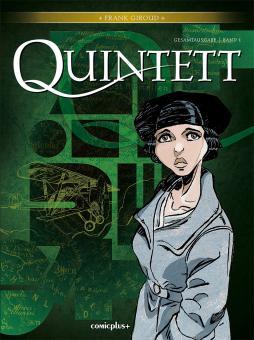 Quintett (Gesamtausgabe) Band 1