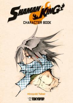 Shaman King Character Book