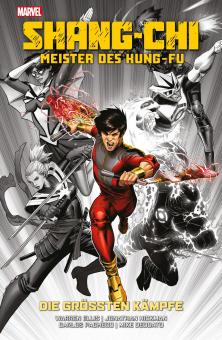 Shang-Chi - Meister des Kung-Fu: Die größten Kämpfe