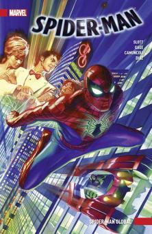 Spider-Man (2016) Paperback 1: Spider-Man Global