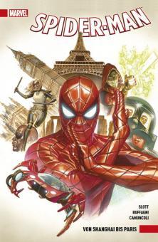 Spider-Man (2016) Paperback 2: Von Shanghai bis Paris
