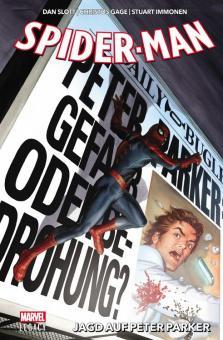 Spider-Man (Marvel Legacy) 1: Jagd auf Peter Parker