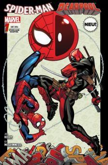 Spider-Man/Deadpool 1: Zwei vom selben Schlag