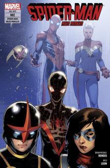Spider-Man: Miles Morales (2016) 2: Im Schatten