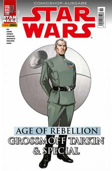 Star Wars 55 (Comicshop-Ausgabe)