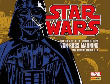 Star Wars - Die kompletten Comic-Strips Band 1