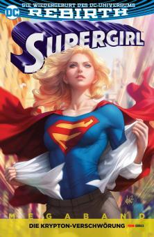Supergirl Megaband (Rebirth) 2: Die Krypton-Verschwörung