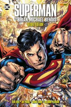 Superman von Brian Michael Bendis (Deluxe Edition)