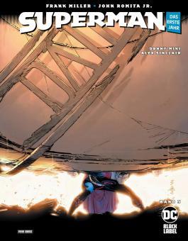 Superman: Das erste Jahr Band 3