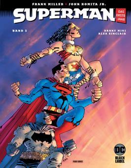 Superman: Das erste Jahr Band 3 (Variant-Ausgabe)