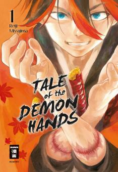 Tale of the Demon Hands