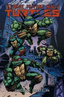 Teenage Mutant Ninja Turtles 10: Shredder greift an