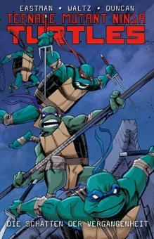 Teenage Mutant Ninja Turtles 4: Die Schatten der Vergangenheit