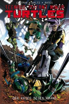 Teenage Mutant Ninja Turtles 7: Der Krieg gegen Krang