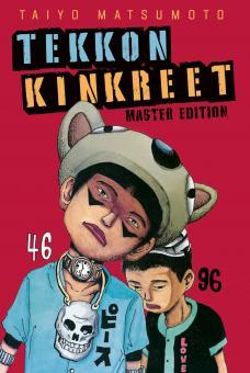 Tekkon Kinkreet (Master Edition)