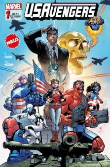 U.S.Avengers 1: Helden, Spione und Eichhörnchen