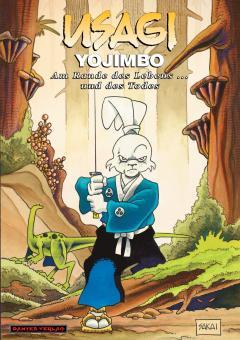 Usagi Yojimbo (Werkausgabe) 10: Am Rande des Lebens ... und des Todes