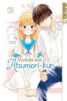 Verlobt mit Atsumori-kun Band 3