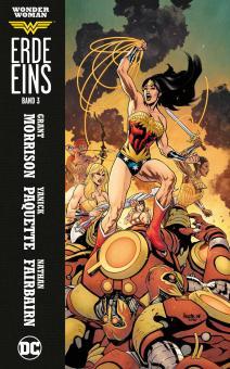 Wonder Woman: Erde Eins Band 3 (Hardcover)