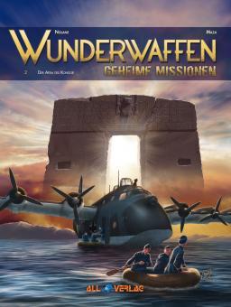Wunderwaffen - Geheime Missionen 2: Der Atem des Kondors