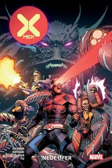 X-Men Paperback 1: Neue Ufer (Hardcover)
