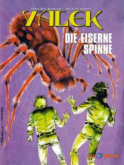 Yalek 2: Die eiserne Spinne