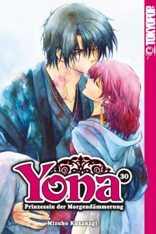 Yona - Prinzessin der Morgendämmerung Band 30