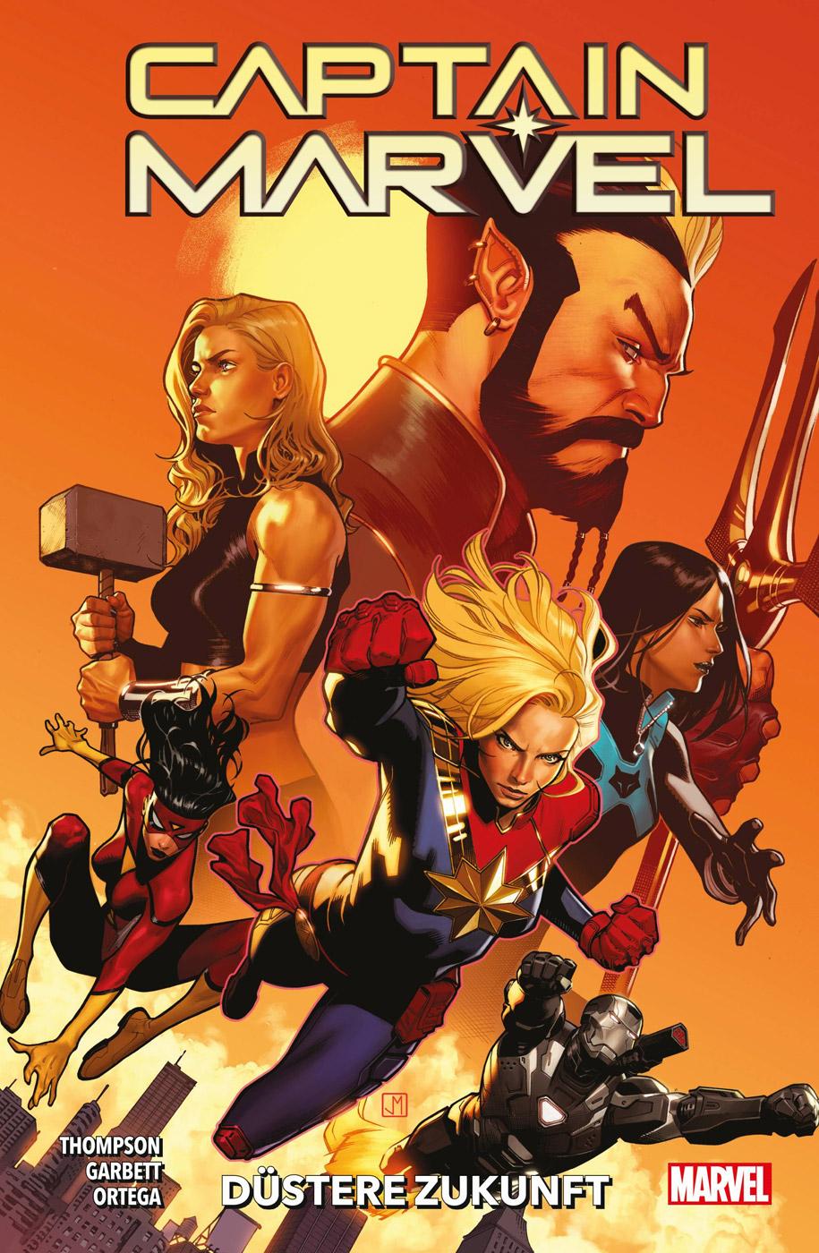 Captain Marvel 20 20 Düstere Zukunft