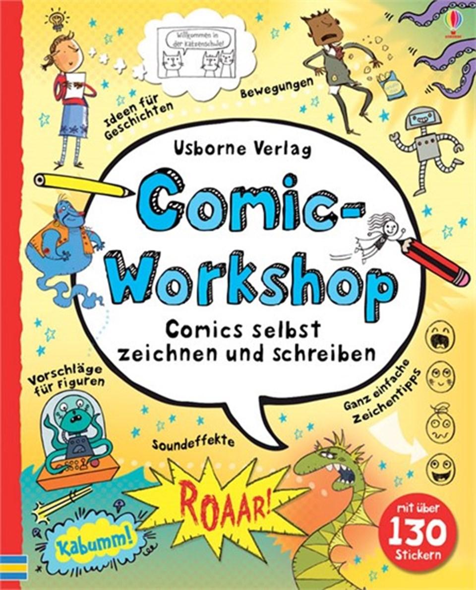 Comic-Workshop (Louie Stowell)   Modern Graphics - comics & more